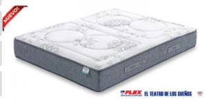 Atenta al colchón viscoelástico flex
