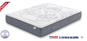 Aquí esta el colchón viscoelástico flex