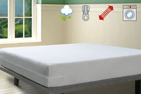 Atenta a la funda colchón viscoelástico