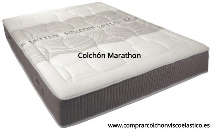 Precio colchón Marathon