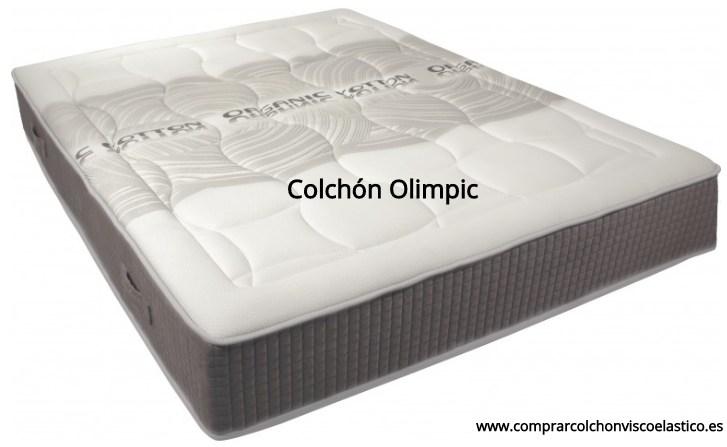 Comprar colchón Olimpic información