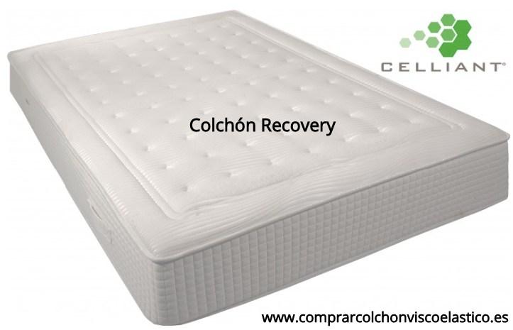 Celliant recovery colchón