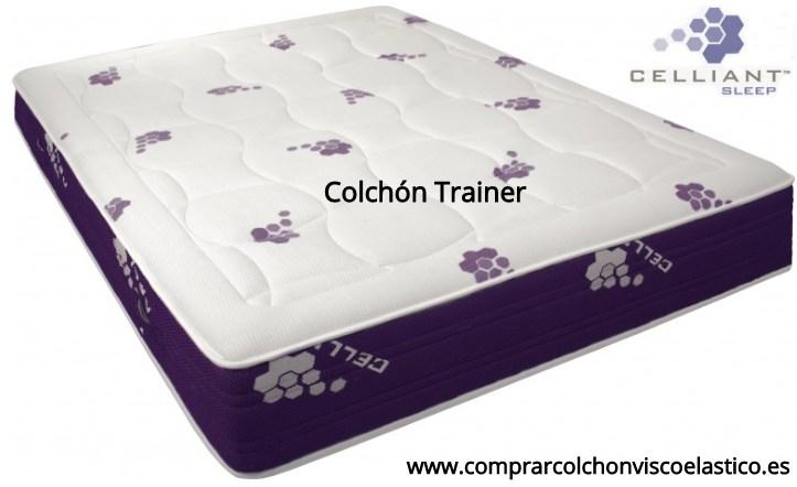 Colchon viscoelastico Trainer oferta