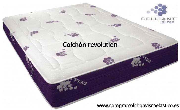 Comprar colchon revolution online