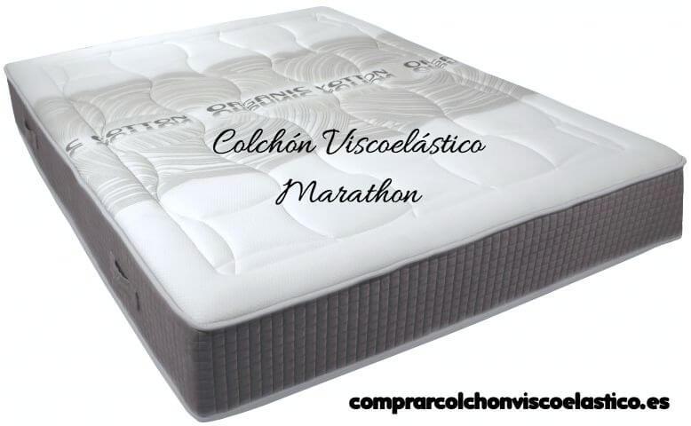 Colchón Viscoelástico Marathon